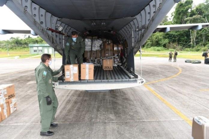 Cidades do Amazonas recebem apoio do governo para o enfrentamento a Covid-19