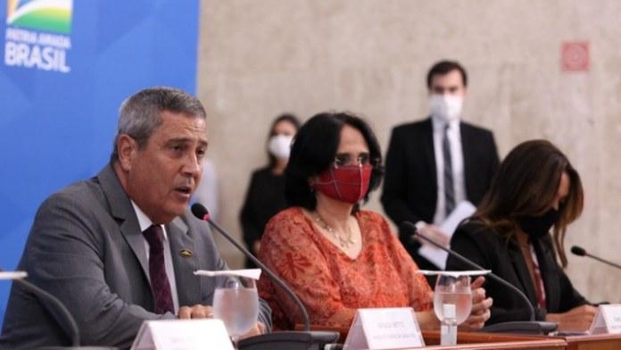 Governo amplia ações de assistência social durante pandemia