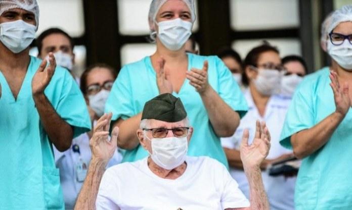 Brasil tem mais de 311 mil pessoas recuperadas do coronavírus
