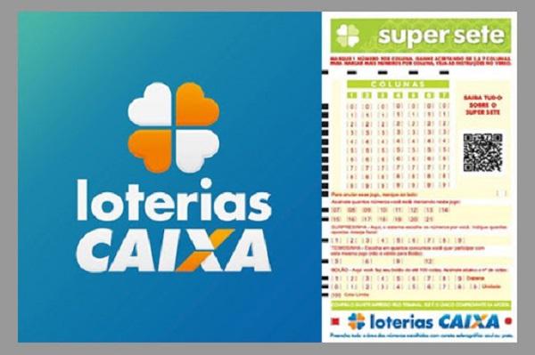 Supersete é o nome da nova modalidade de aposta lotérica que será lançada pela Caixa