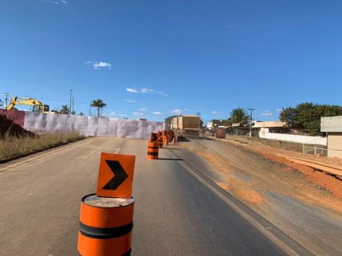 Governo dá início a obras em Goiás para ajudar no escoamento da produção