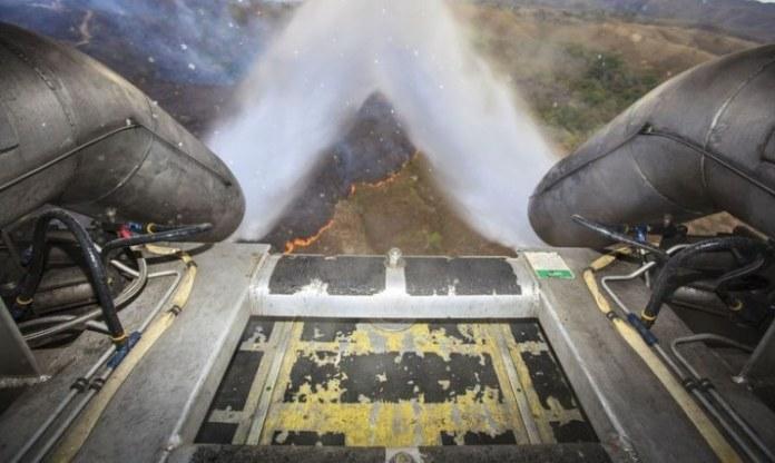 Força-tarefa de combate a incêndio da Amazônia Legal vai receber 5 aeronaves