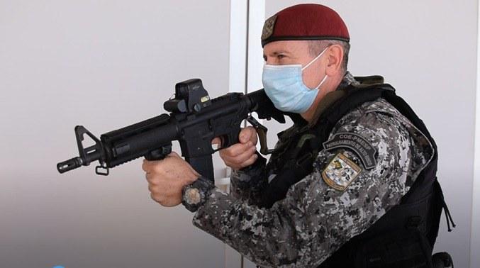 Estados e Distrito Federal recebem novos equipamentos de segurança