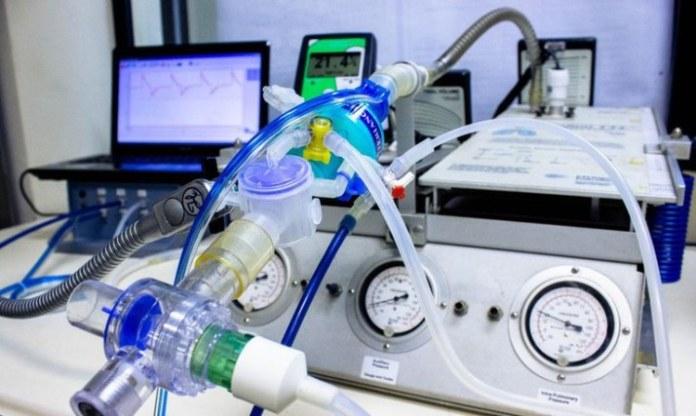 Brasil recebe 400 ventiladores pulmonares doados pelos EUA