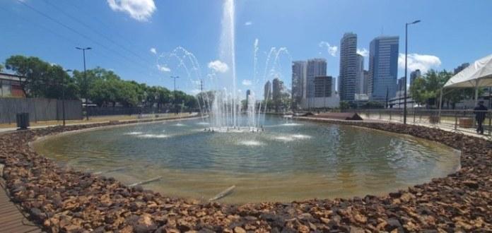 Inaugurada primeira fase do projeto Belém Porto Futuro