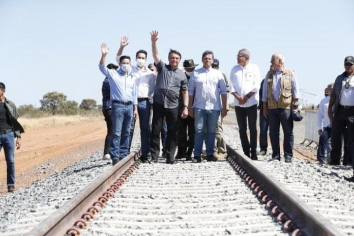 Exército vai concluir trecho da Ferrovia de Integração Oeste-Leste, na Bahia