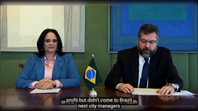 Brasil assina declaração sobre defesa do acesso das mulheres a promoção da saúde
