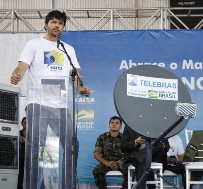 Governo anuncia cobertura banda larga móvel 4G e programa WiFi na Praça na Ilha do Marajó (PA)