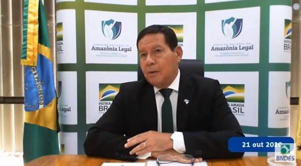 Vice-presidente diz que Governo deve atuar com indutor de desenvolvimento sustentável na Amazônia