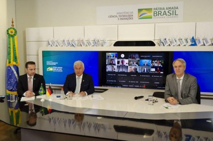 Brasil e Alemanha debatem cooperação em ciência, tecnologia e inovação