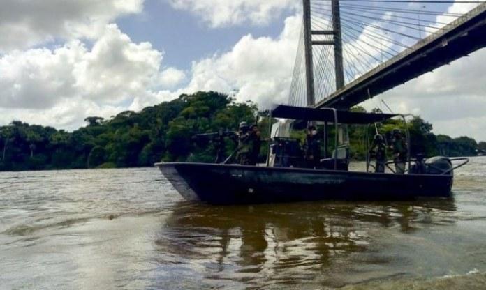 Forças Armadas fazem operação conjunta no norte do país