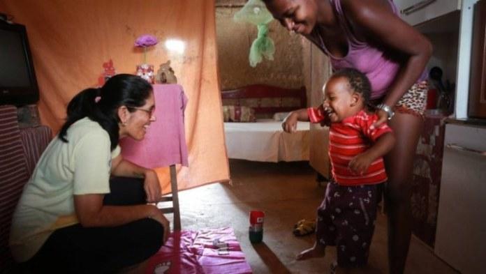 Ministério da Cidadania oferece curso gratuito sobre atenção à primeira infância