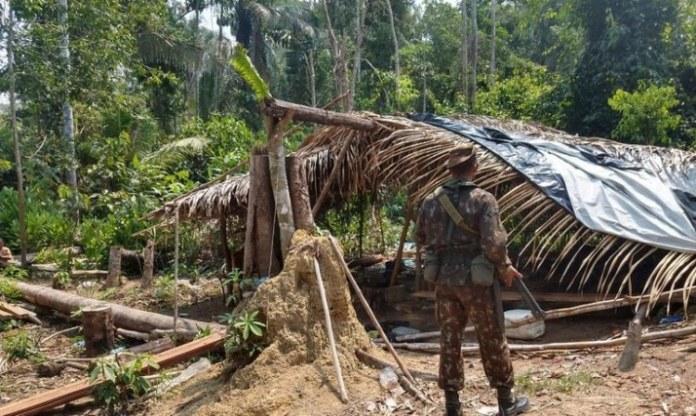 Prorrogada presença das Forças Armadas na Amazônia
