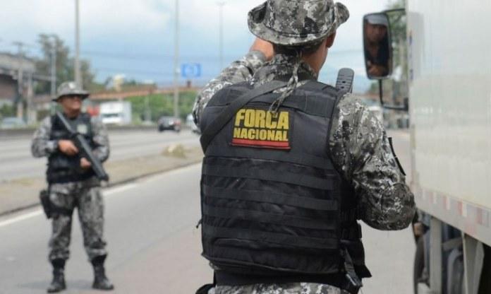 Prorrogado emprego da Força Nacional em apoio à Polícia Federal