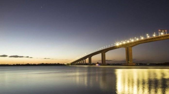 Inaugurada nova ponte do Guaíba, no Rio Grande do Sul