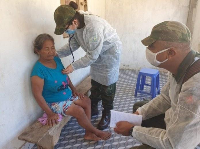 Missão Alto Solimões atendeu cerca de 1.700 indígenas no Amazonas