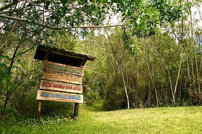 Parques estaduais do Espírito Santo estarão fechados nesta quinta-feira (31) e na sexta (1°) — Foto: Divulgação/Iema