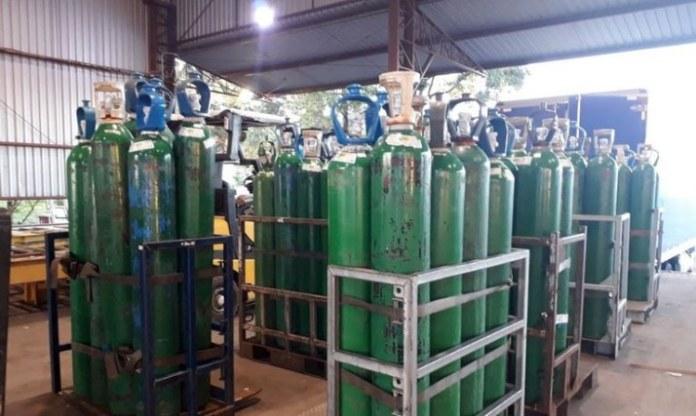 Cinco das sete usinas de oxigênio entregues pelo Ministério da Saúde já foram instaladas