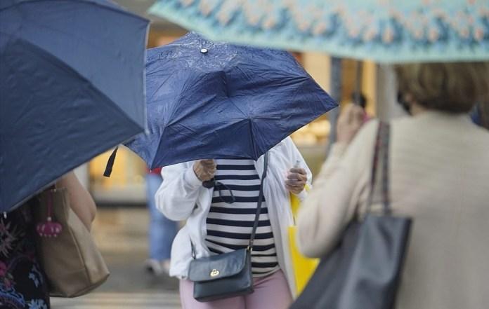 ES tem previsão de chuva — Foto: Marcos Serra Lima/G1