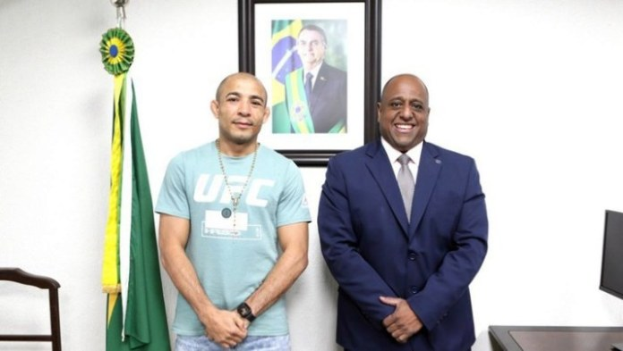 José Aldo entra no time de embaixadores dos JEB's 2021