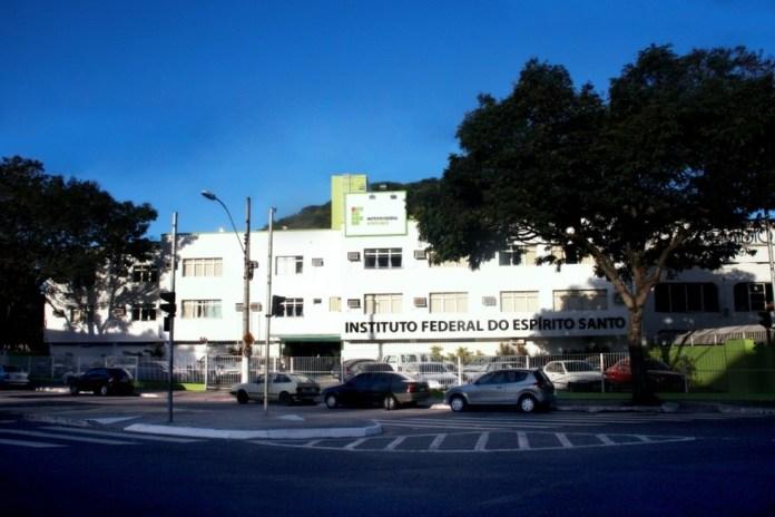 Reitoria do Ifes em Vitória — Foto: Divulgação/Ifes