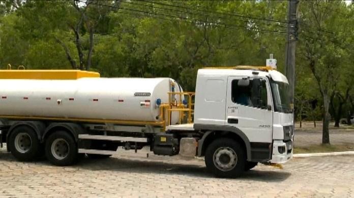 Ufes desenvolve caminhão que anda sem auxílio de motorista