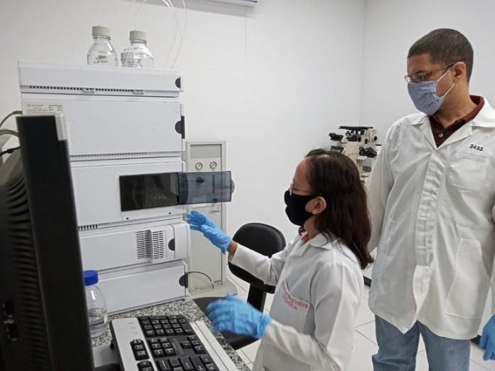 Laboratório de Análises Químicas recebe certificação internacional