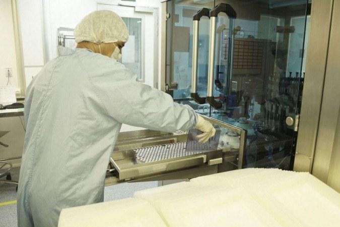 Ministério da Saúde recebe 500 mil doses de vacina contra a Covid-19