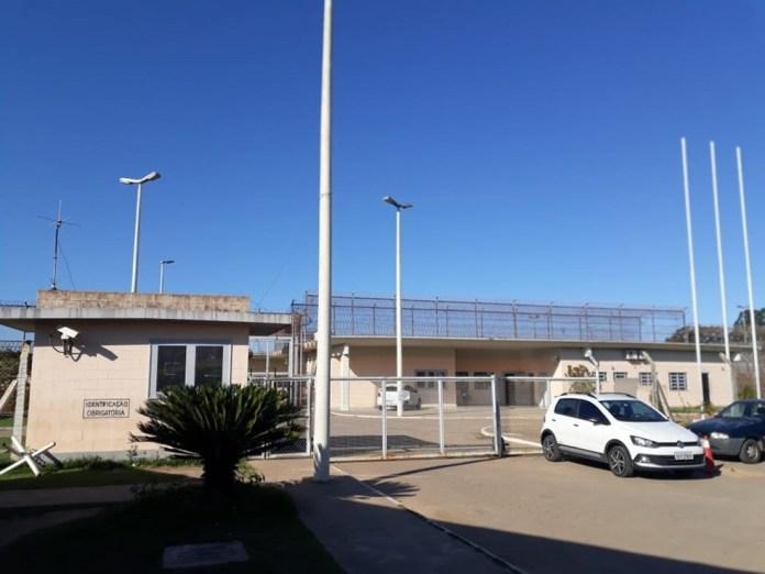 Penitenciária no ES — Foto: Divulgação/Sejus-ES