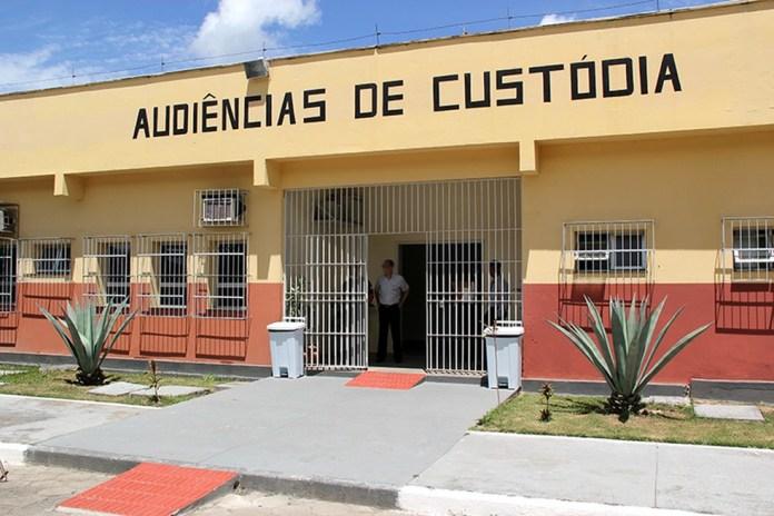 Audiência de custódia passa ser realizada por videoconferência no ES — Foto: Divulgação/Sejus