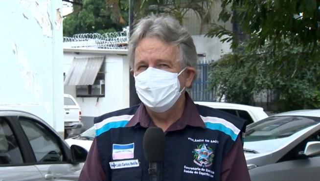 Luiz Carlos Reblin, subsecretário de Saúde do ES