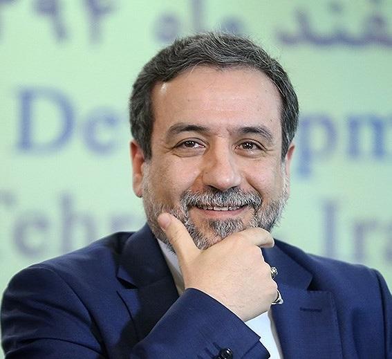 Abbas Araghchi,vice-ministro das Relações Exteriores do Irã
