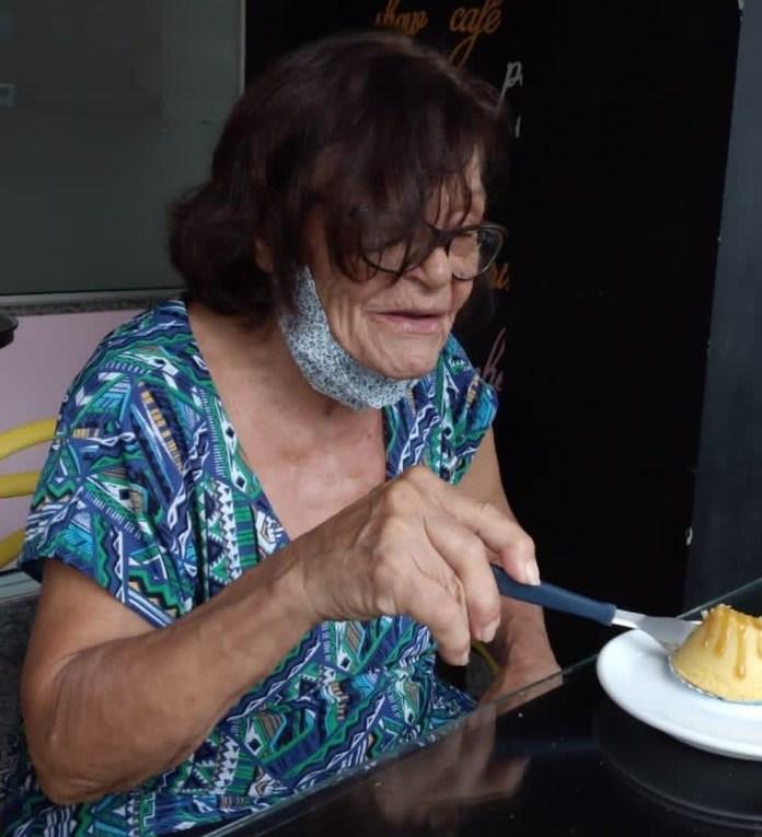 Ana Maria de Souza Fonseca, de 77 anos, vítima da Covid-19, teve corpo trocado com o de outra vítima