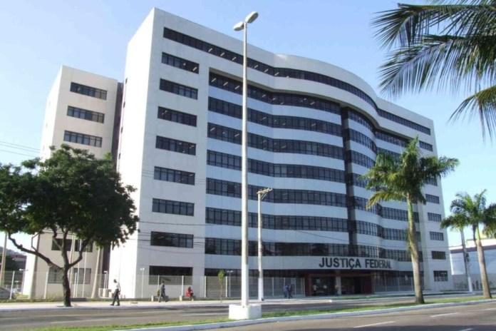 Justiça Federal no ES — Foto: Divulgação/Justiça Federal