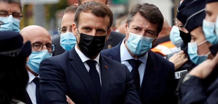 'É inaceitável entre aliados', diz Macron sobre relatório de vigilância de políticos europeus pelos EUA