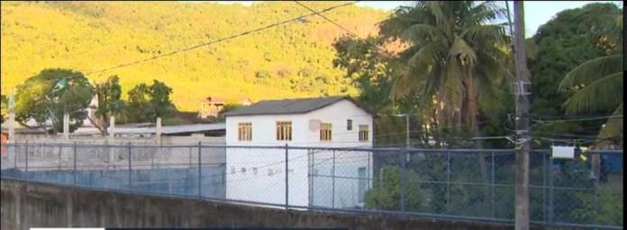 Escola inacabada Inhanguetá, Vitória