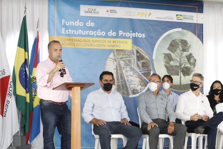 Mais de R$ 7,8 milhões para projeto de manejo de resíduos sólidos em Minas Gerais