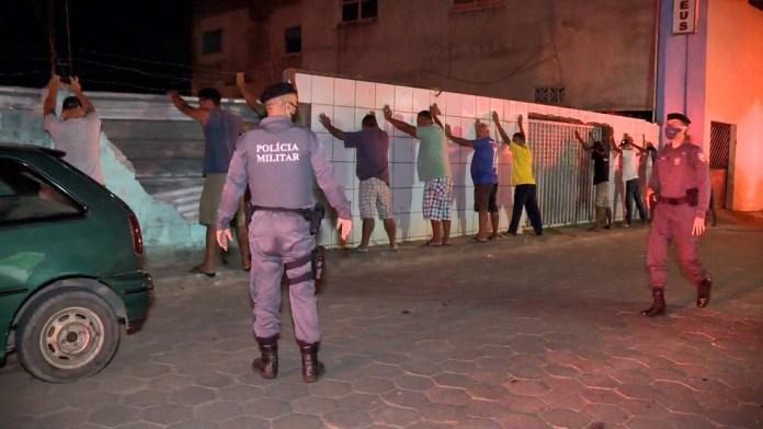 Operação Estado Presente aconteceu em cidades da Grande Vitória.