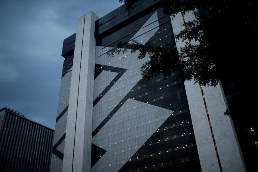 Sede do Banco do Brasil, em Brasília — Foto: Adriano Machado/Reuters