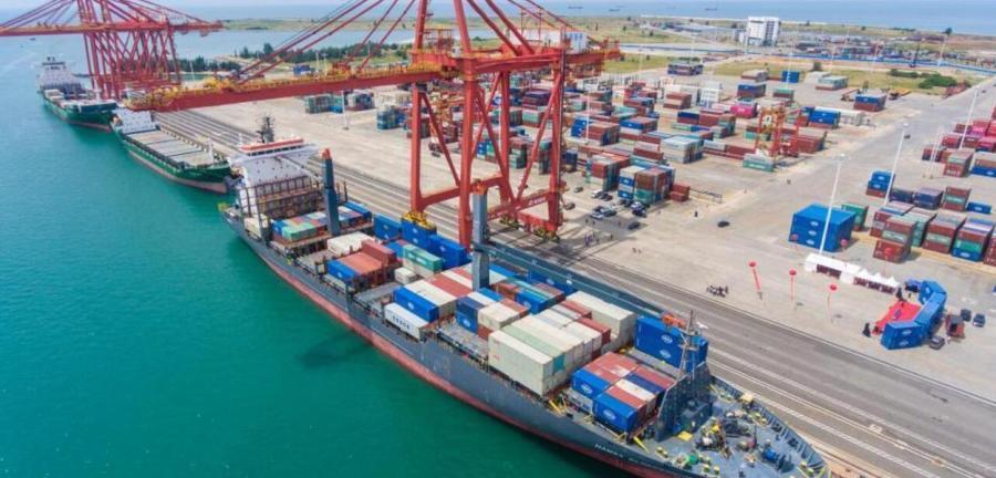 Porto de livre comércio de Hainan