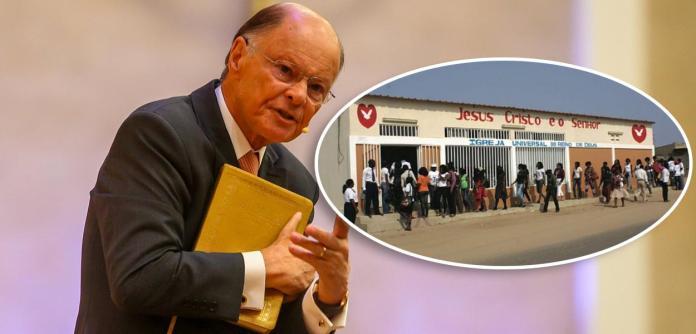 Edir Macedo e Igreja Universal na Angola