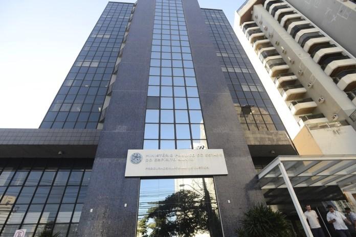 Ministério Público do Espírito Santo foi o órgão que teve maior aumento — Foto: Vitor Jubini/A Gazeta