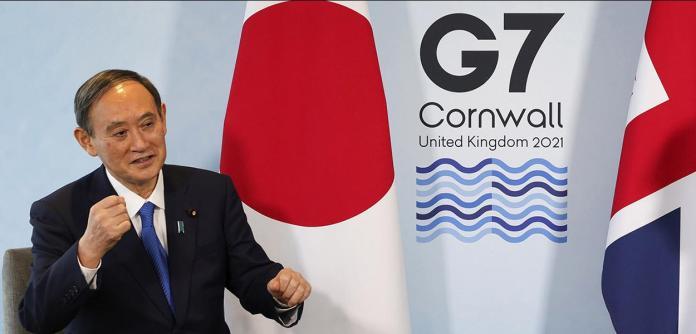 Primeiro-ministro do Japão, Yoshihide Suga