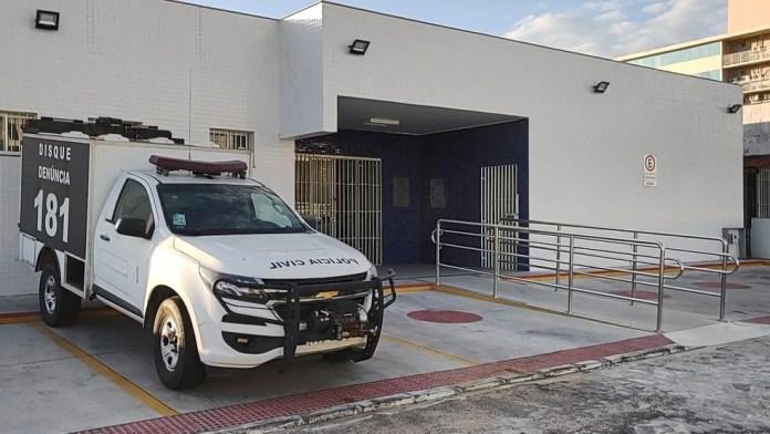 Vítimas do acidente ocorrido em Rio Bananal foram levadas para o Serviço Médico Legal de Linhares