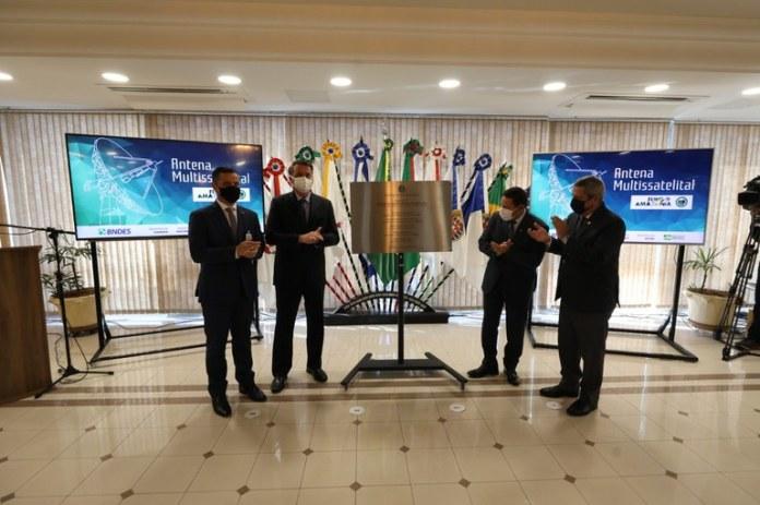 Antena Multissatelital vai ampliar fiscalização ambiental