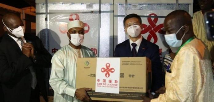China fornece vacinas a países em desenvolvimento