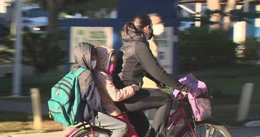 Frente fria chega no Espírito Santo nesta quinta-feira (29) — Foto: Reprodução/ TV Gazeta