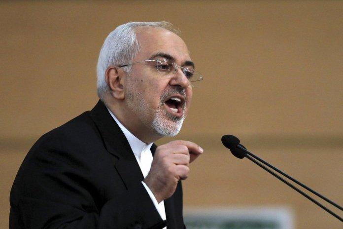 Ministro das Relações Exteriores do Irã,Mohammad Javad Zarif