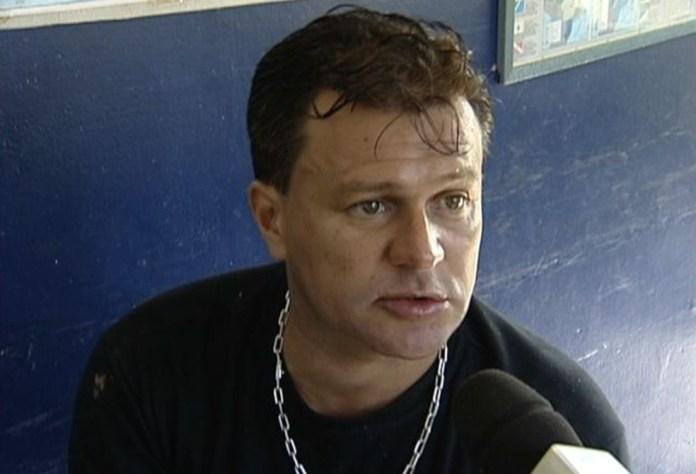 Empresário Wagner Dondoni na época do acidente