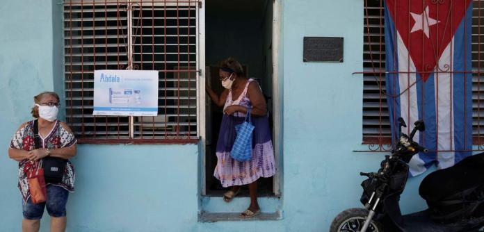Cuba durante a pandemia de coronavírus
